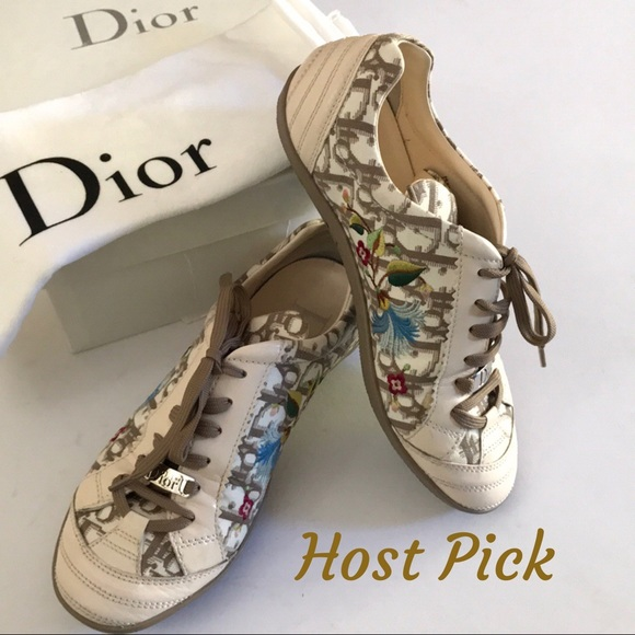 Christian Dior Shoes - 🌟HP🌟Christian Dior Sport Sneakers 70d916bbf6b